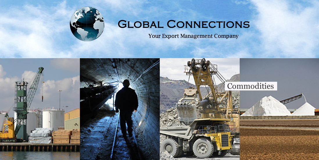 commGlobal Connectionsodities